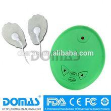 SM9058 2 mode High tech chip health care best massage production Portable tens ems mini massager