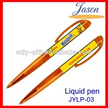 Liquid Oil pen with LOGO floater