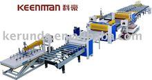 2012 Automatic surface laminate production line