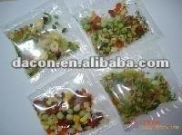 Vegetable sachet for instant noodles