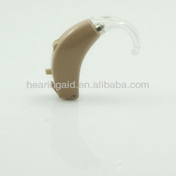 Most affordable BTE analog hearing aid hearing assist