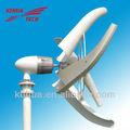 Sobre- red de aerogeneradores de 300w, 2kw, 4.5kw, 8kw