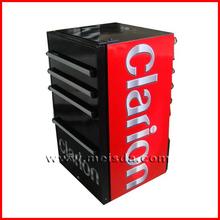 98L Mini Bar Fridge, Toolbox Fridge, Mini Refrigerator