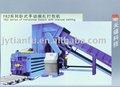 Déchets de papier machine à balles horizontale y82( usine et fournisseur)