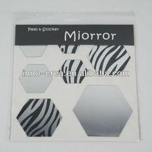 Acrylic Mirror Decorative Wall Sticker