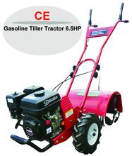 Walking Behind Hand Tractor Power Tiller +Plow