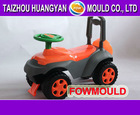 injection swing car mold