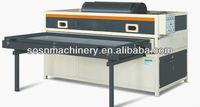 door vacuum membrane press machine for covering pvc and veneer