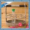 6 bottle wine bottle basket great carrier for home parties