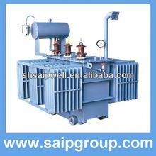 2013 oil immersed 630 kva transformer