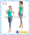2014 women's fitness yoga wear/wholesale fitness clothing set for women