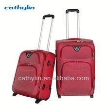 Hot selling trolley luggage children cartoon luggage