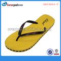 senhoras baratos tanga sandálias amarelo único com impressão coração