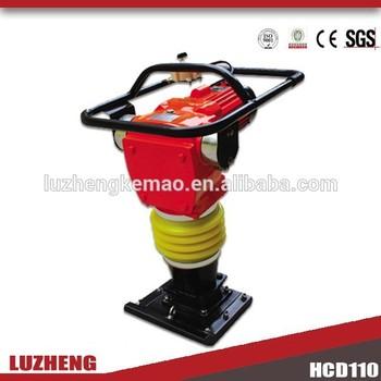 Professional Manufacturer 380V 50HZ 3-4KW Electric/Gasoline Tamping Rammer