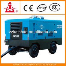 High pressure 20bar diesel potable/mobile screw air compressor