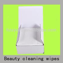 Beauty salon facial cover,nonwoven face cover, baby wipes