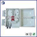 Suministro de los puertos 16 ftt-h308a al aire libre de fibra óptica caja de distribución( divisor óptico)
