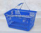 shopping plastic hanging basket pots