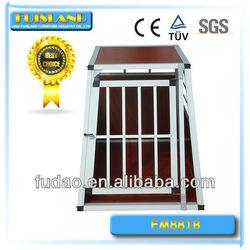 High quality Aluminum dog house dog cage