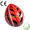 red bike helmet, OEM helmet, cycling helmet for adult
