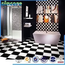 New design 70 whiteness italian marble price,glazed tile