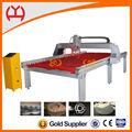 Automatique machine de découpe clé table machine de découpe de tôle d'acier mince largement utilisé dans l'industrie