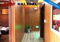interior design house de home fabricados painéis de parede
