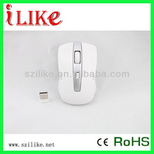 Novelty good design new wireless mouse RF807