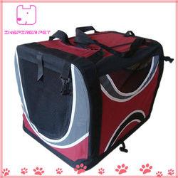 Reflective Stripe Dog Pet Crate