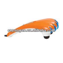 automatic electronic body hammer,double hand massager vibrator 8828B