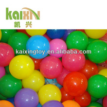 Children Plastic Colorful Soft Ocean Ball