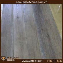 Export Oak Engineered Refinished Rustic Floor