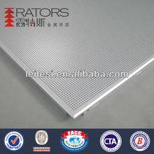 Aluminum ceiling tiles decoration picture