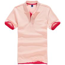 Wholesale High Quality Plain Casural 100% cotton Polo t-shirt