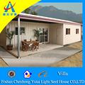 économique moderne préfabriqués villa( chyt- v3010)