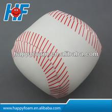 2015 promotion baseball big hacky sack juggling ball
