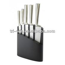 Reliable Quanlity Hollow Handle 6PCS Swiss Knife Set