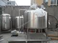 Homogeneizador de alto cisalhamento/tanque de mistura