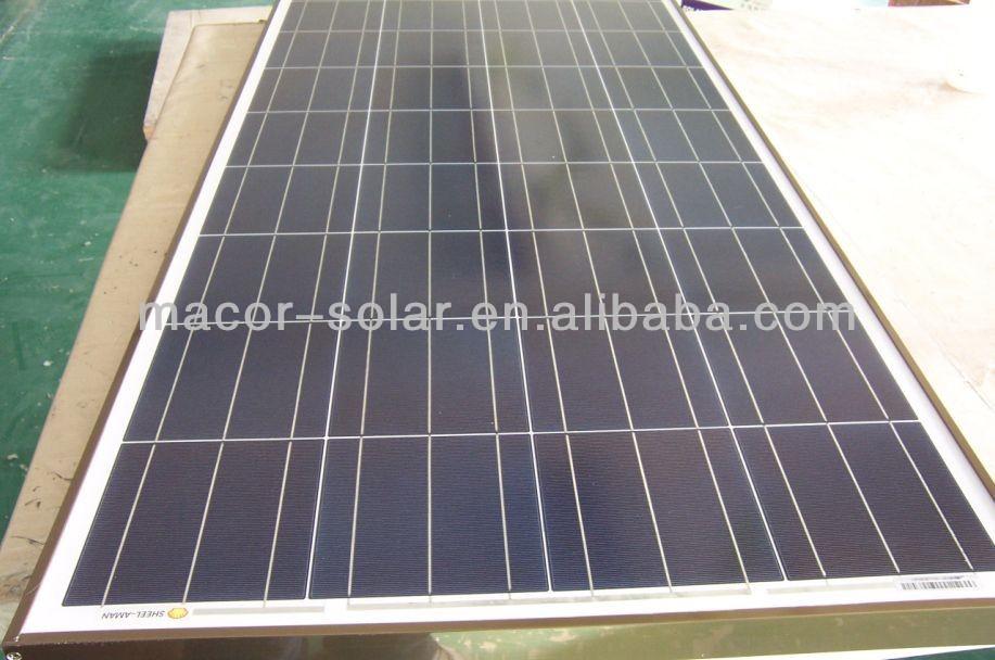 MS-Poly-130w 140w 150w color solar panel,solar module