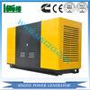 Portable power Volvo Penta diesel electric generator