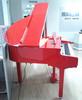 Digital Piano Factory 88 keys Touch Sensitive Hammer Keyboard Midi Red Polish Digital Grand Piano HUANGMA HD-W120 digital piano