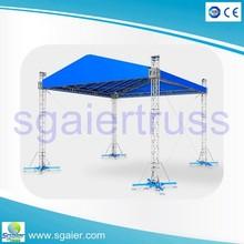 Aluminum truss,roof truss,outdoor stage truss design