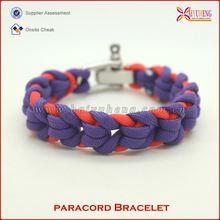 2014 the newest shamballa bracelet paracord bracelet