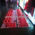 alibaba çin kablosuz rf açık su geçirmez yüksek parlaklık kırmızı led ekran modülü