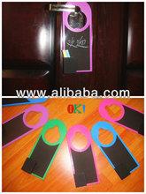 Blackboard door plate(amychou915@yeah.net)