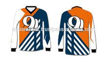 Cheap Custom sublimation motocross gears/kit/Jersey/wear