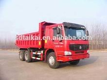 6*4 Dump Truck made in china