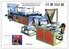 Energy Saving Ribbon-Through Garbage Bag Making Machine