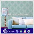 la decoración de interiores papel pintado de diseño clásico baratos de la pared de papel