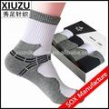 Venta al por mayor de china de encargo del calcetín de lana de cordero para los hombres/hombres calcetines de algodón
